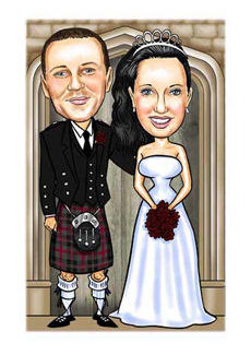 Perfect for a Wedding where Bride or Groom are Scottish