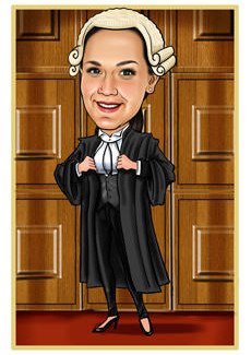 Perfect gift for a Barrister/Legal Professional