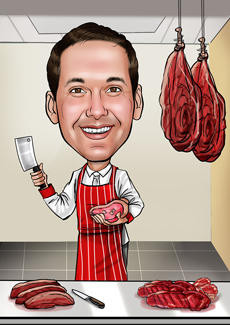 Great gift for a Butcher